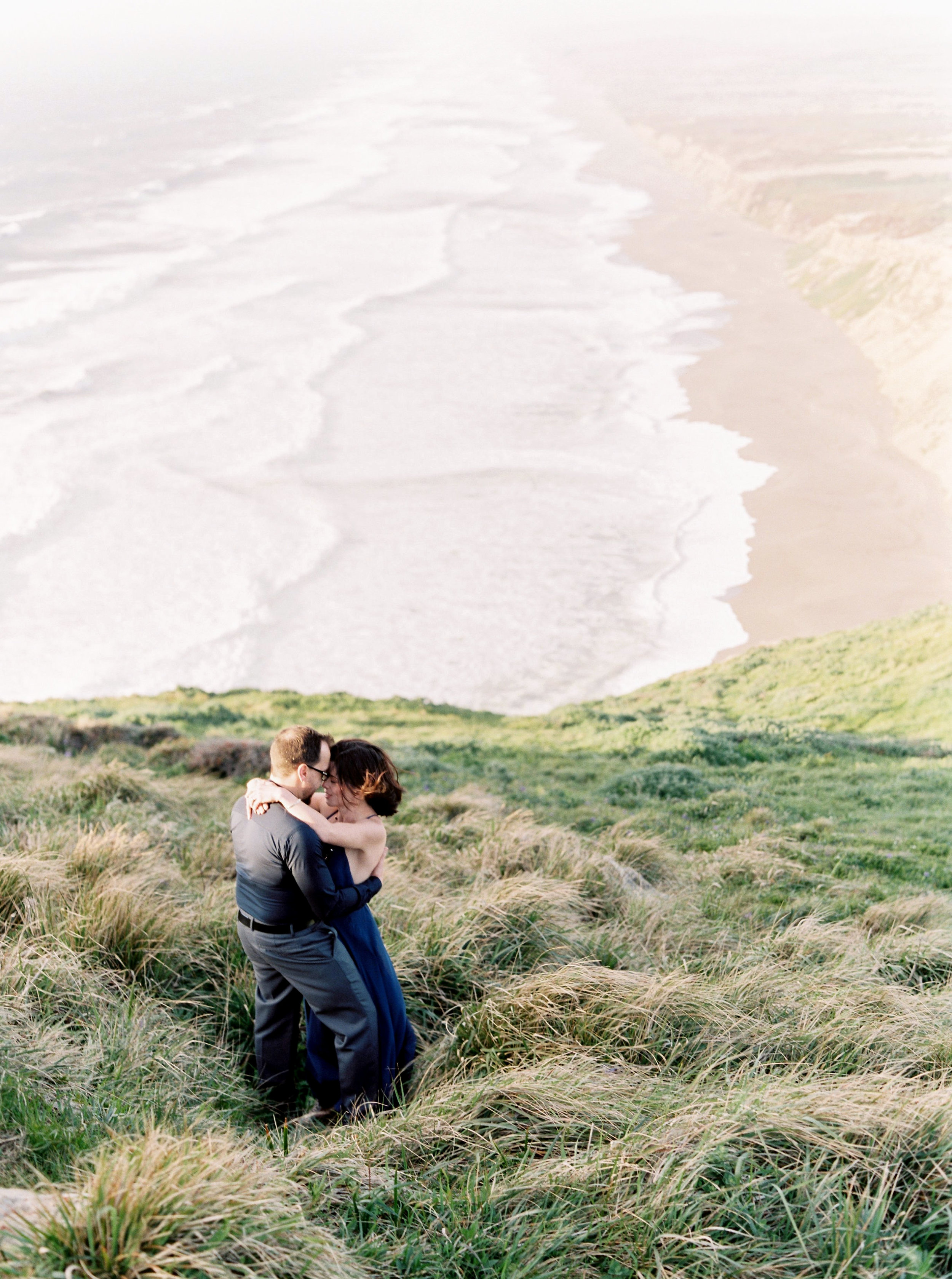 Point Reyes Engagement shoot - destination wedding photographer-7.jpg