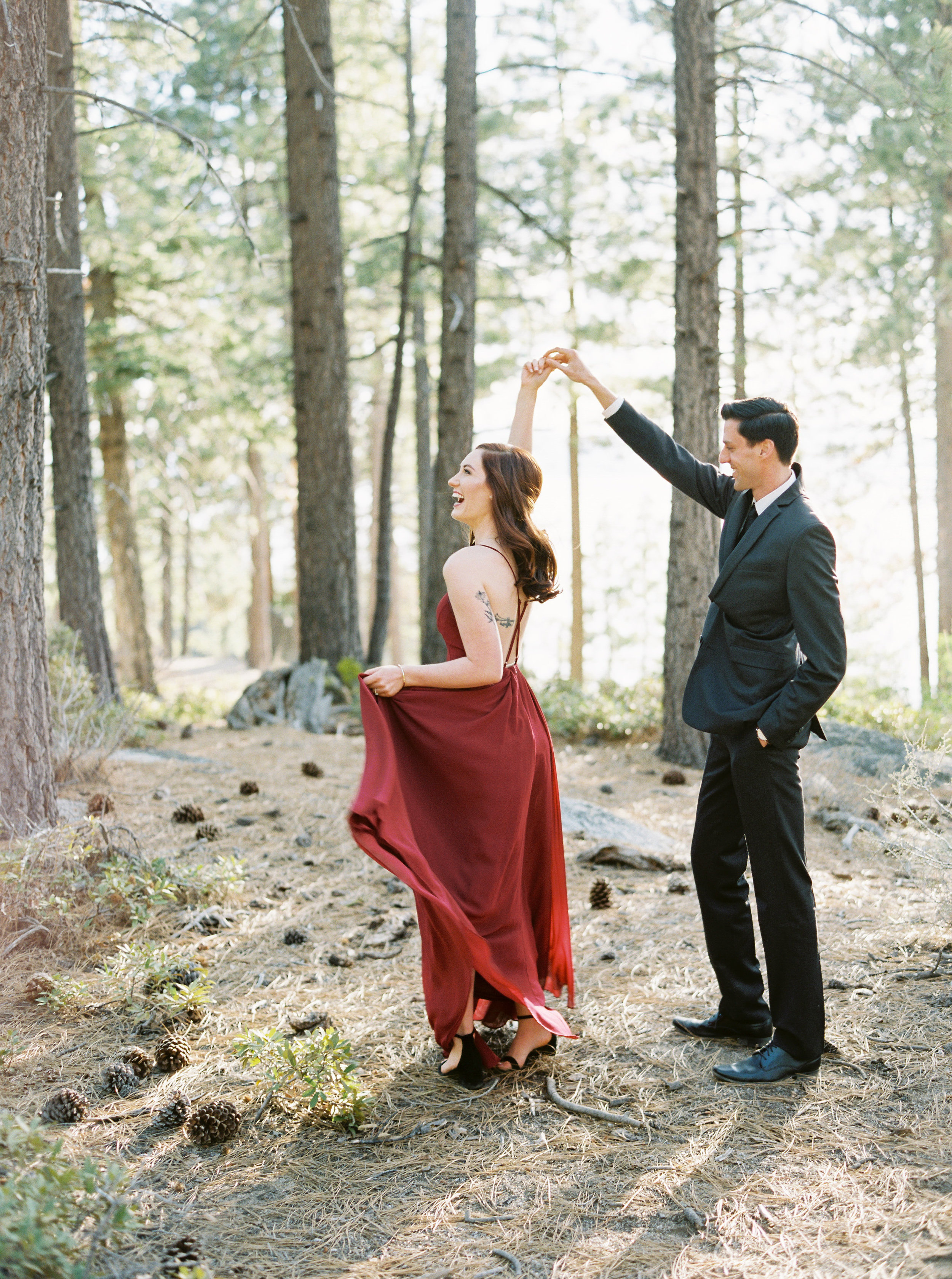Lake Tahoe Engagement Photos - Fine Art Film Destination Wedding Photography-28.jpg