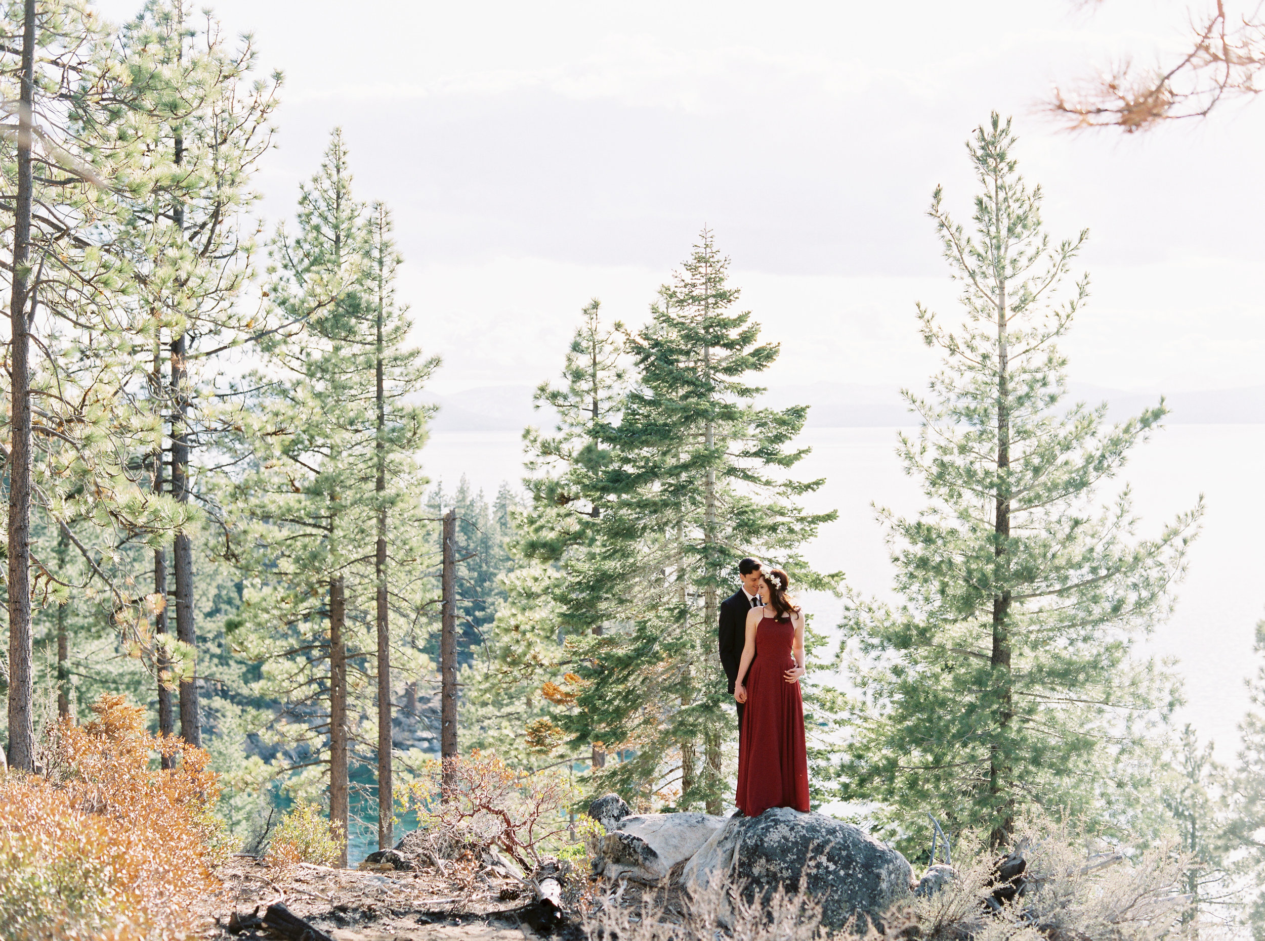 Lake Tahoe Engagement Photos - Fine Art Film Destination Wedding Photography-20.jpg