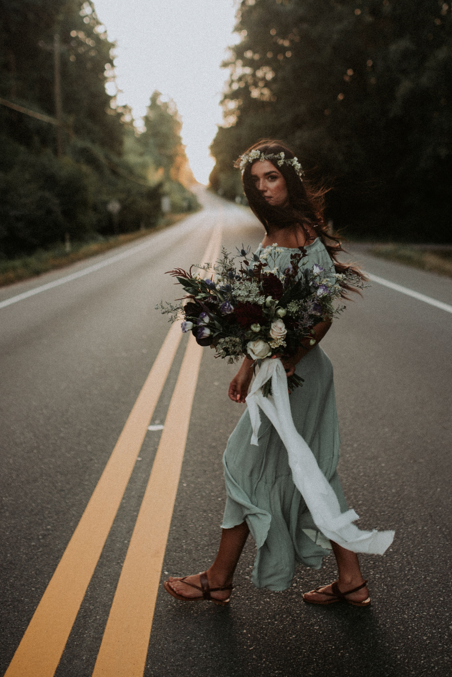 Woodland-styled-shoot-langley-florals