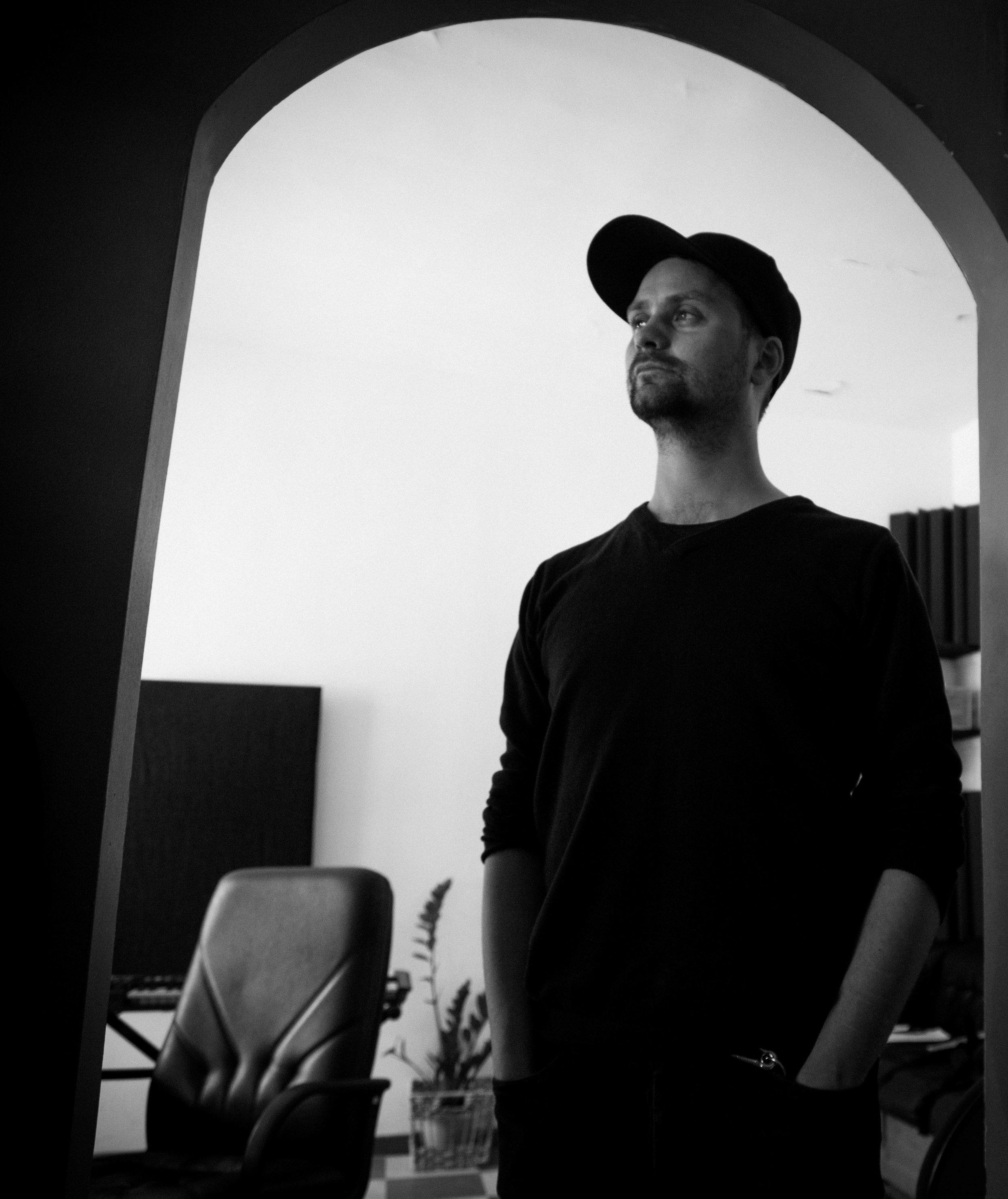 Pēteris Pāss - CEO. audio - post, sound design