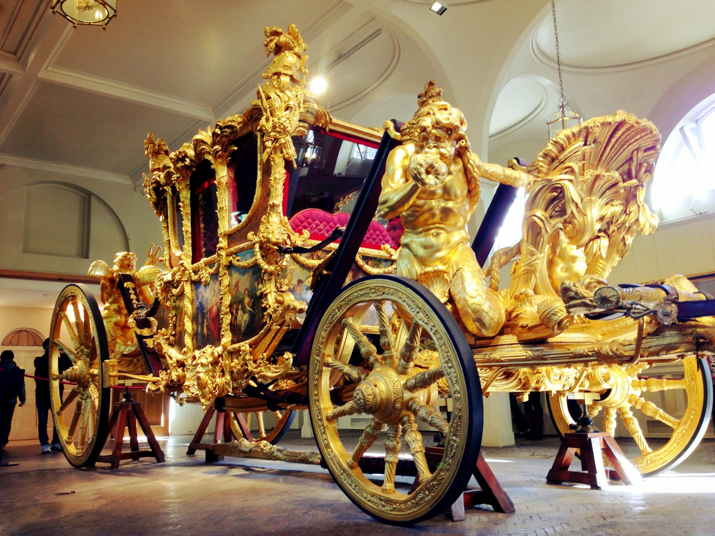 UK Palace Carriage