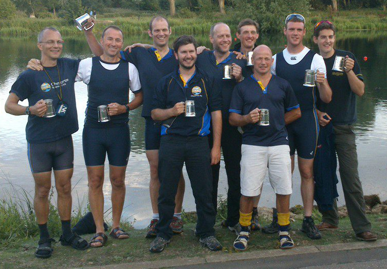 Peterborough Summer Regatta, IM3 8+ Winners