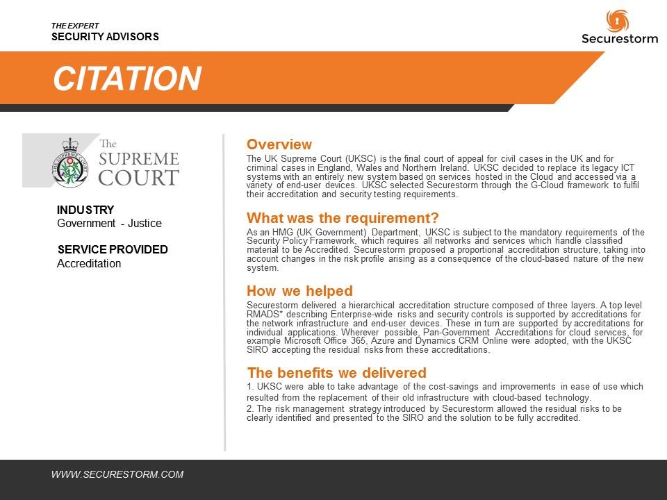 Citation - Supreme Court