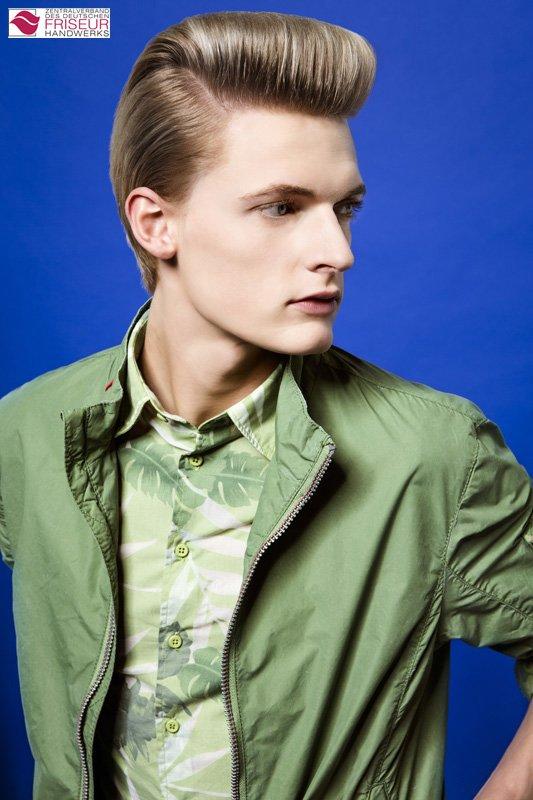 Flemming @ DOPAMIN MODELS Düsseldorf – Male Model Management – Trendlooks Campaign by Erwin Wenzel