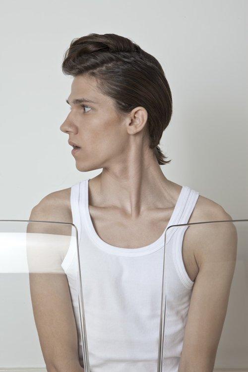 Maximilian @ DOPAMIN MODELS Düsseldorf – by Estelle Klawitter