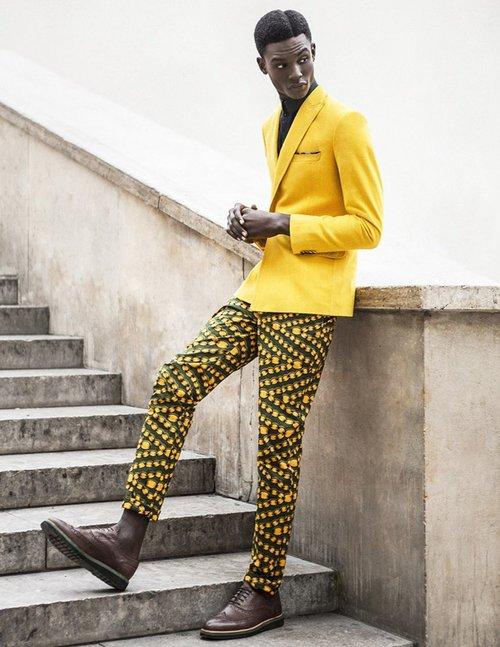 Victor Ndigwe @ DOPAMIN Modelagentur Düsseldorf