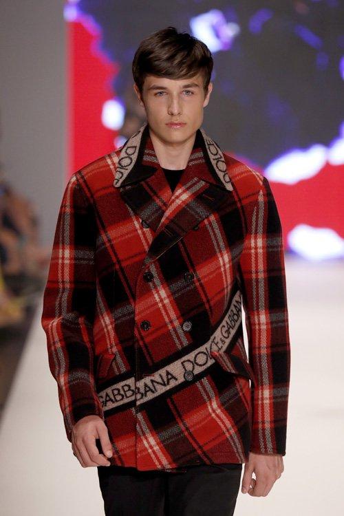 Anton in Dolce & Gabbana für Breuninger Platform Fashion Laufsteg-Show; Foto: Sebastian Reuter, Getty Images für Platform Fashion
