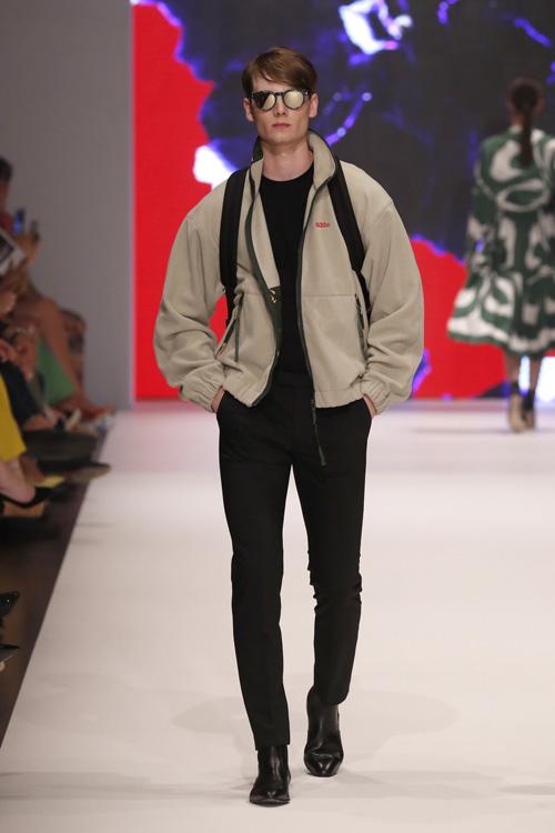 Helge für Breuninger Platform Fashion Laufsteg-Show; Foto: Sebastian Reuter, Getty Images für Platform Fashion