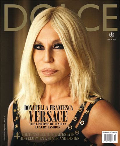 Cover Dolce Magazine