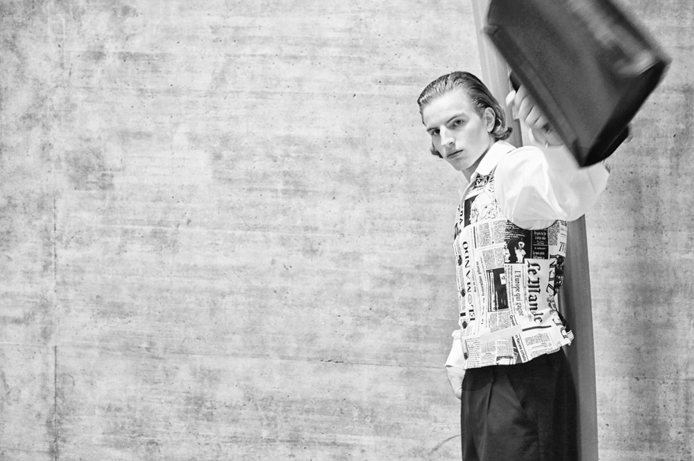 Lennart @ dopamin Management - Fotograf Markus Schulze, Köln