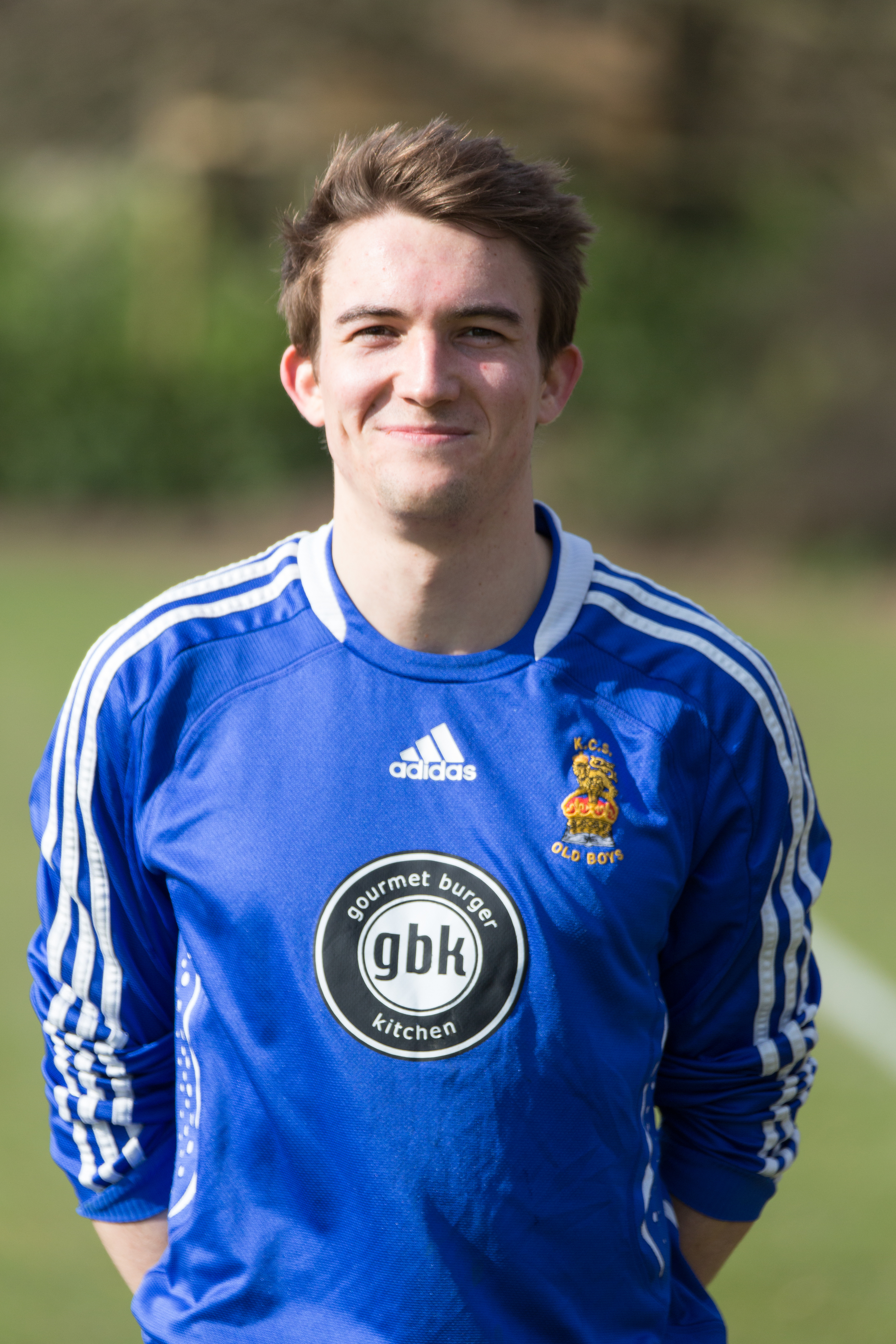 Ben Harries, Right / Centre Midfield, Forward