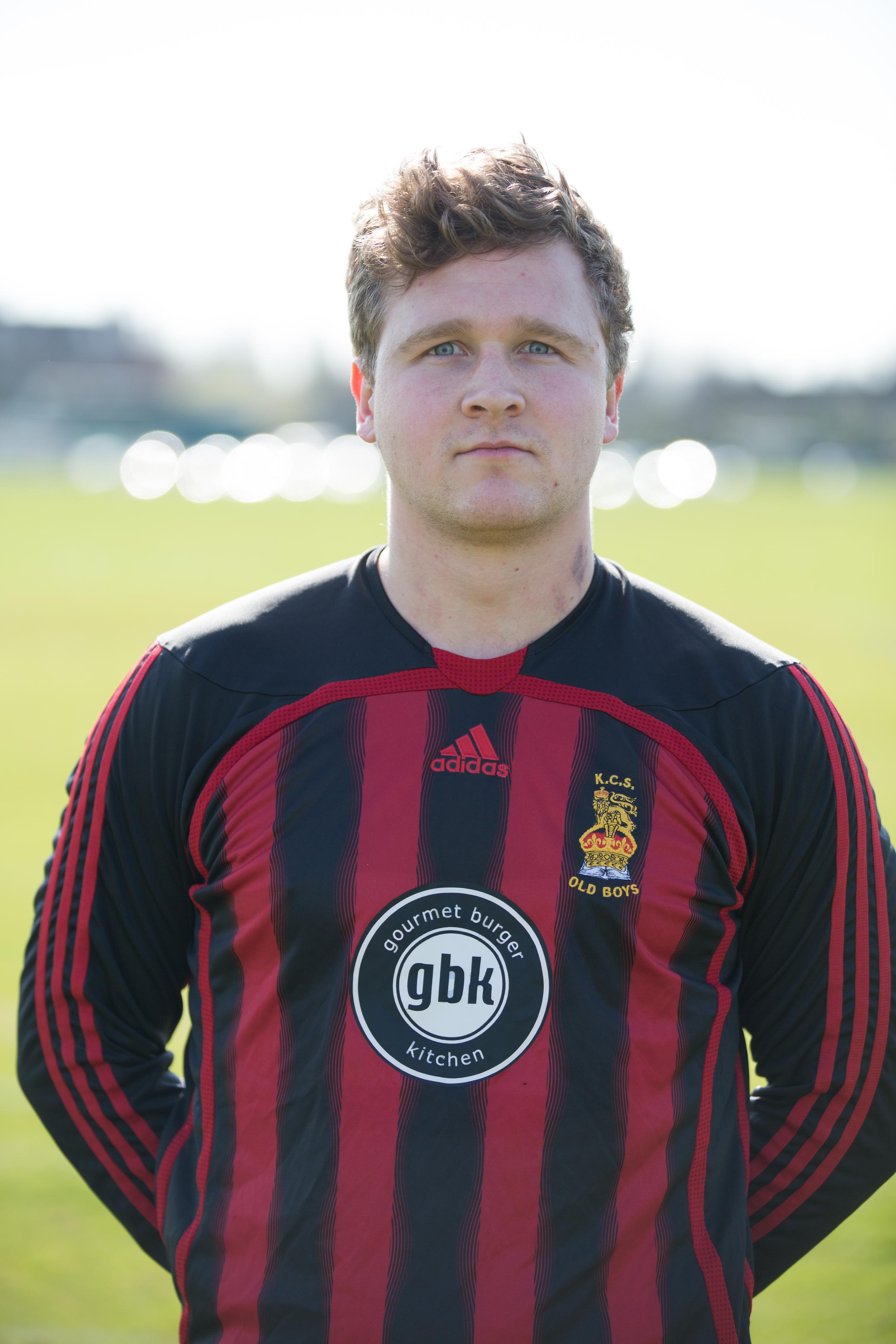 Chris Wood, Left Back / Centre Back
