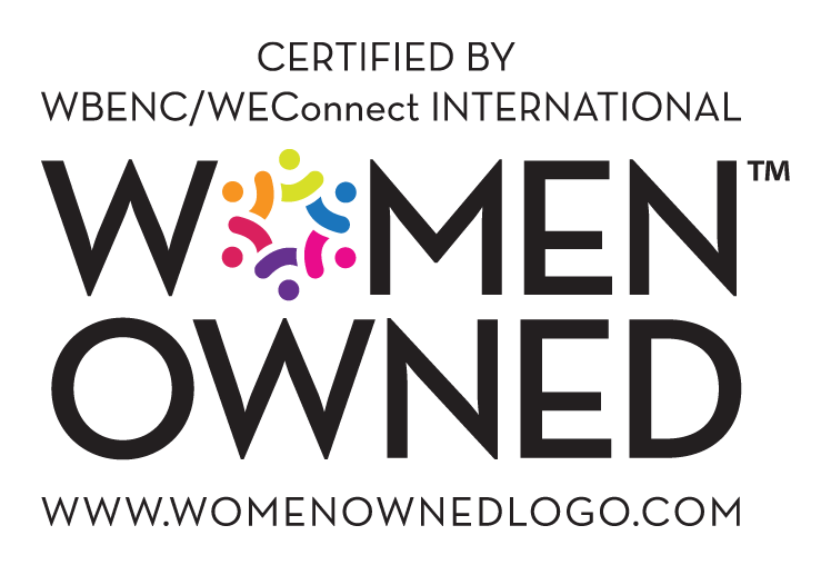 Women's Business Enterprise logo signifying OhioGhostWriter certification as Women Owned Business.