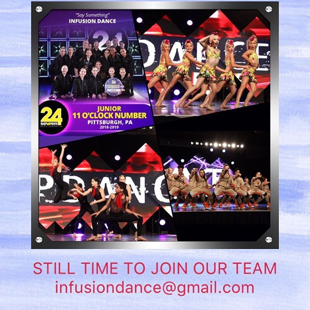 Change can be difficult, but if you aren't completely happy or satisfied, give us a chance to show you the difference!  #teaminfusion . . . .  #competitiondance  #mostqualifiedstaff #provensuccess  #wetraindancers #smallerclasses. #nooneislostinthiscrowd #trainingovertrophies #processoverproduct #teaminfusion #itstimetoswitch #makethechange