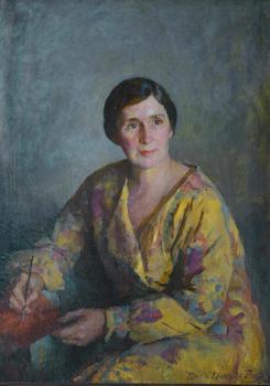 ELizabeth O'Neill VernerPortrait by Marie Danforth Page, 1937