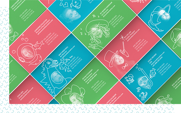 Zooka Creative Business Cards - <<< check it out
