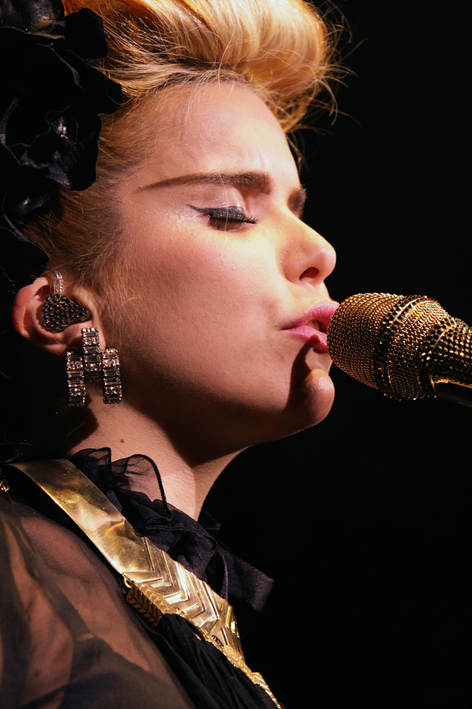 Paloma Faith (c) Michelle Heighway (Performance Photgrapher based in Edinbrugh, Scotland.)
