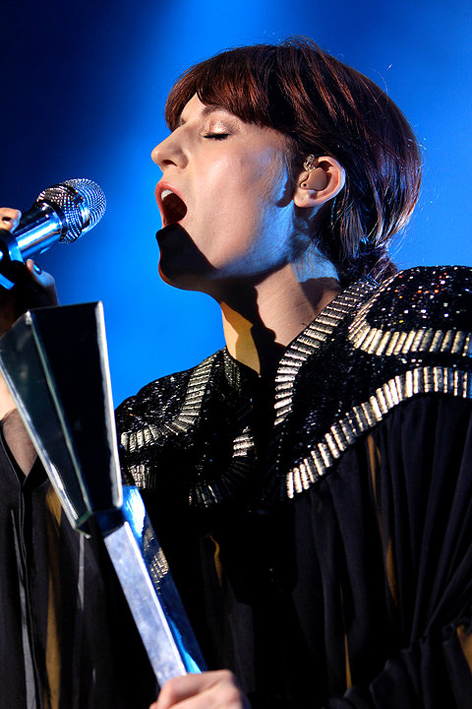 Florence and the Machine (c) Michelle Heighway  View high res files here:   Blog Michelle Heighway