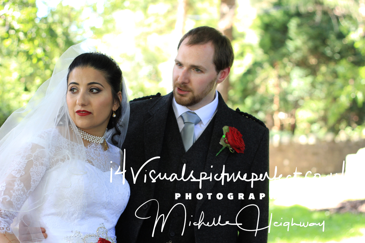 Wedding Photographer Edinburgh Zoo, Scotland