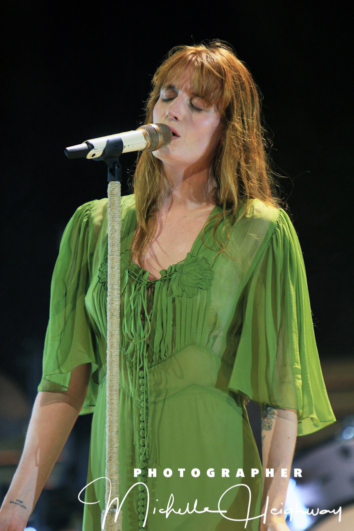 Florence + The Machine - First Direct Arena , 15 November 2018