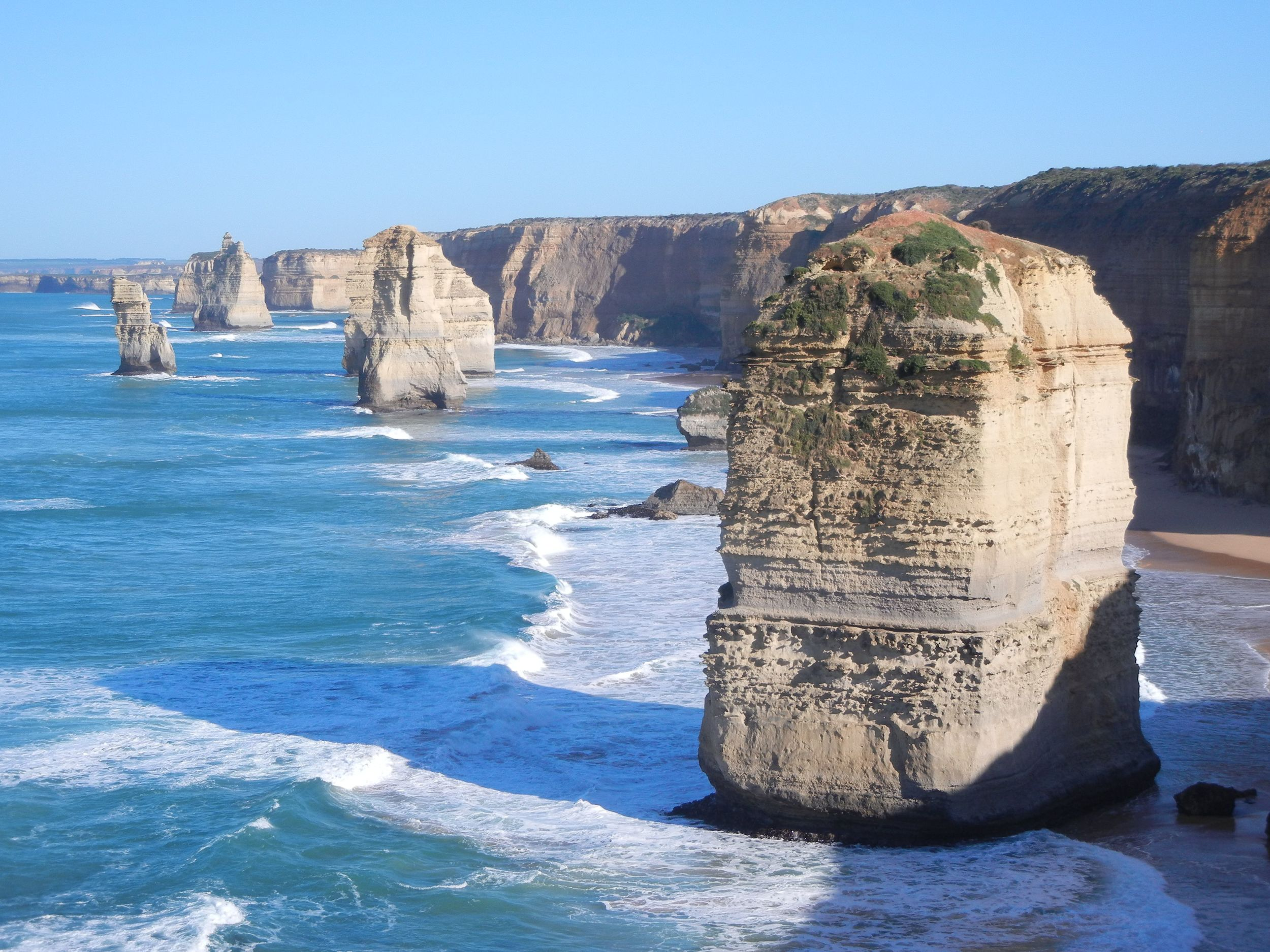 Copy of The Great Ocean Road Coastline