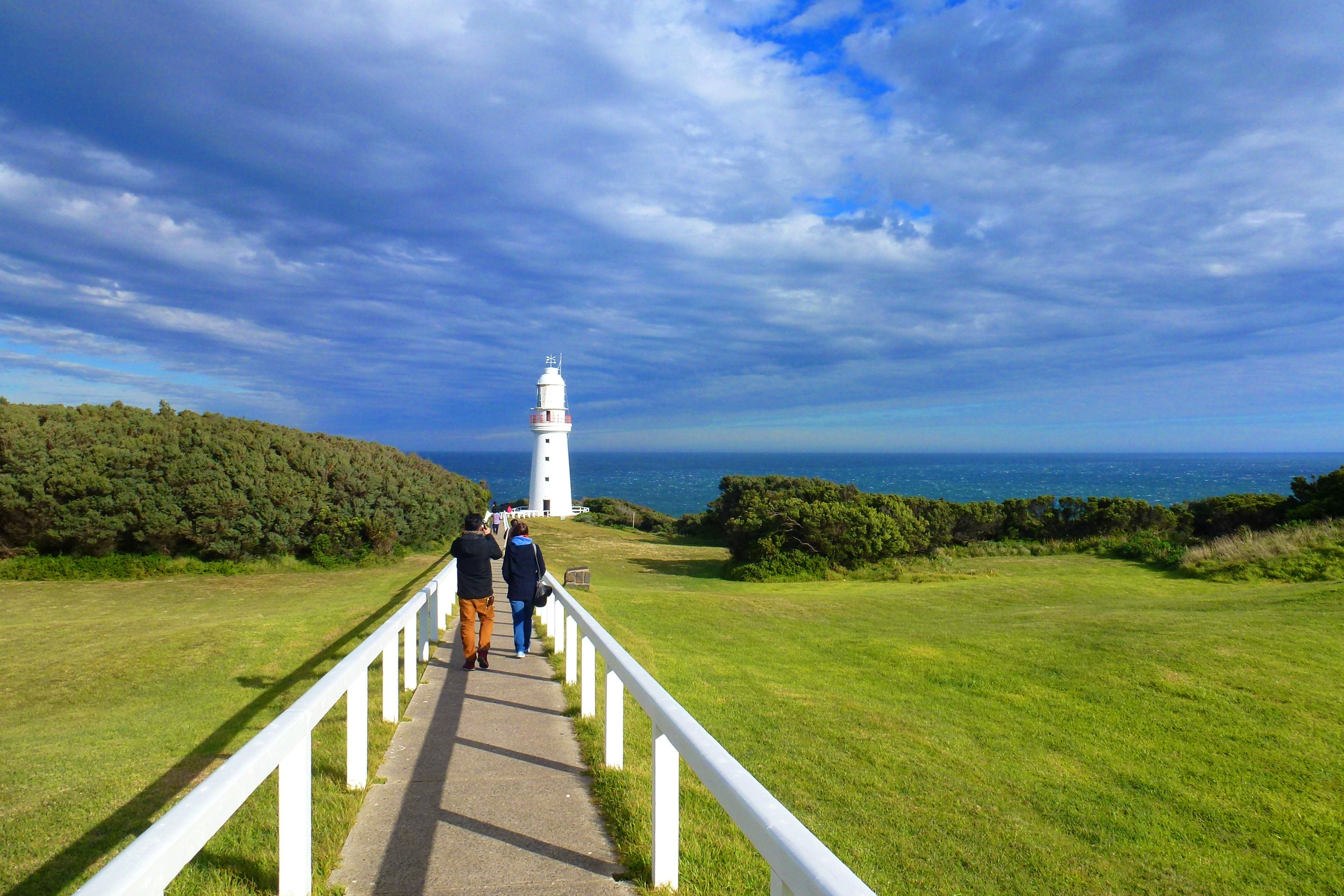 Copy of Walkway to Cape Otway Lighthouse