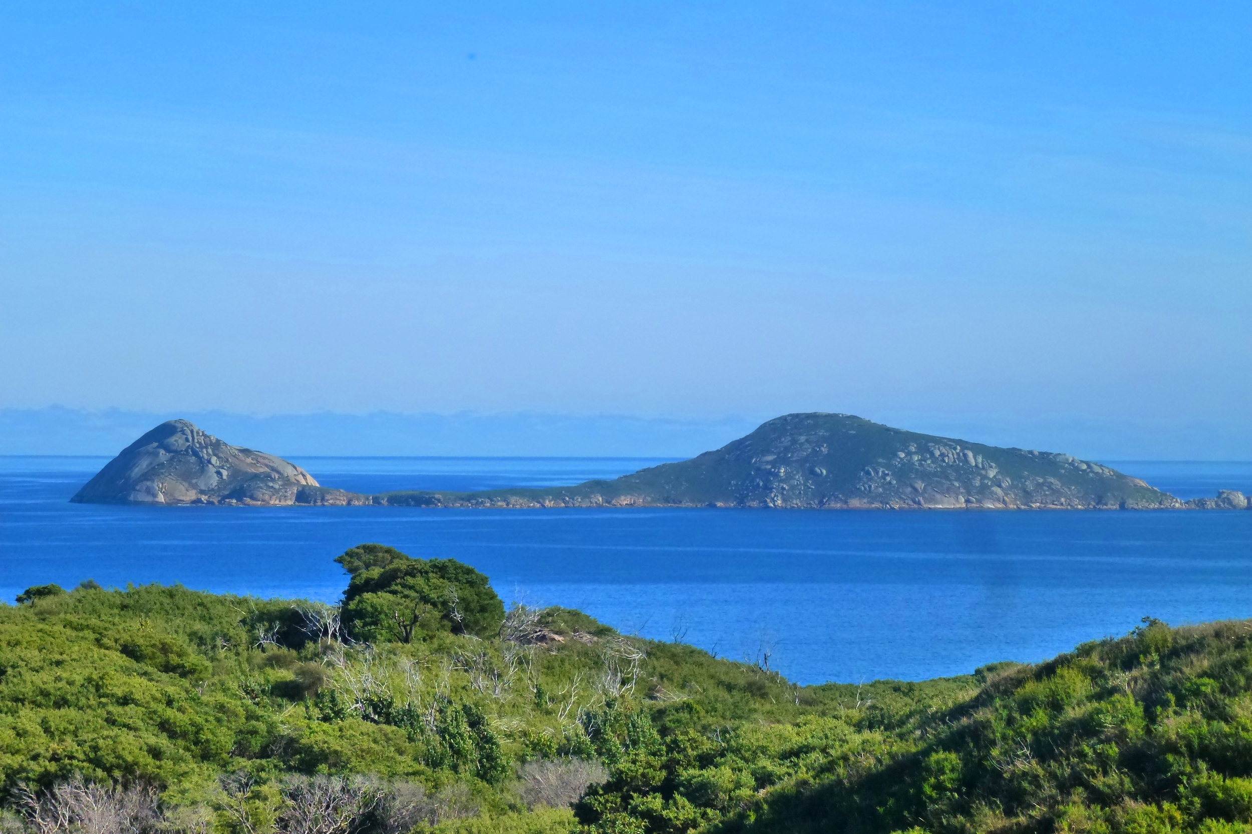 Wilsons Promontory mountain view