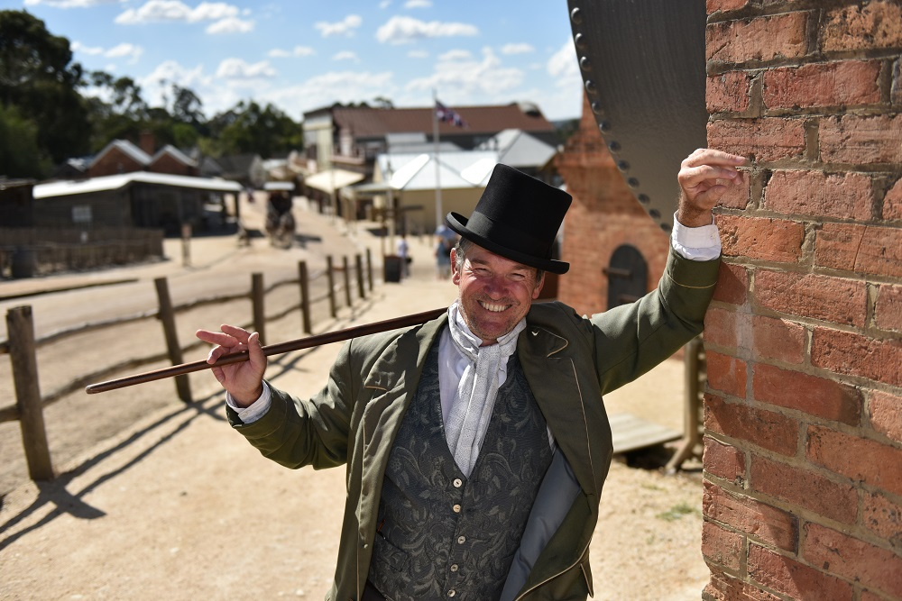 Sovereign Hill Gold Tour