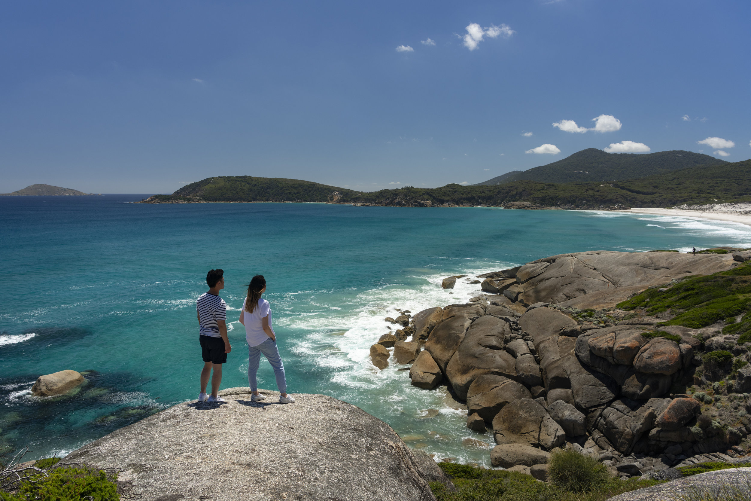 Squeaky Beach - Wilsons Promontory National Park