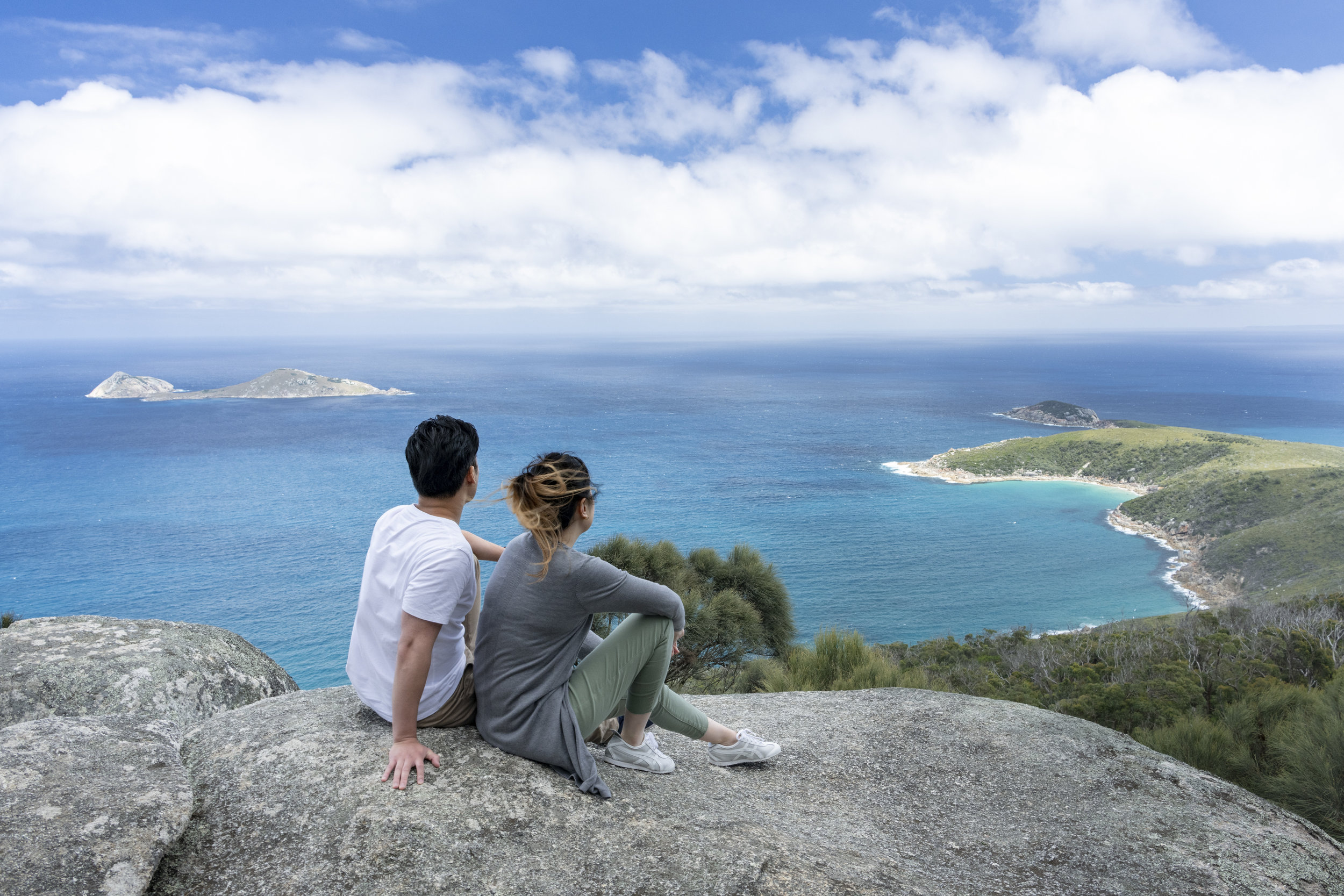 Sparkes Lookout - Wilsons Promontory National Park