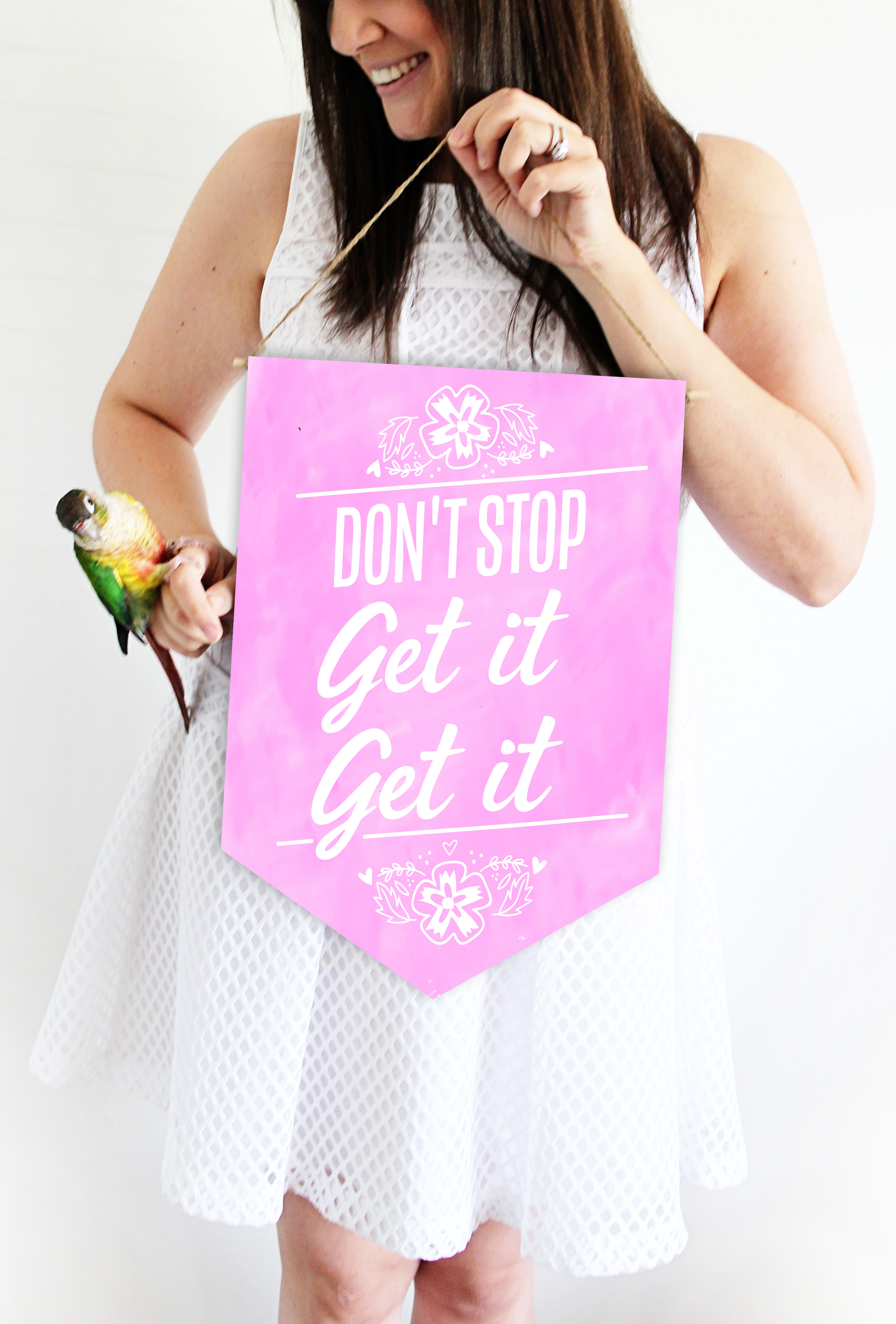 dont stop get it get it wedding or event sign banner.jpg