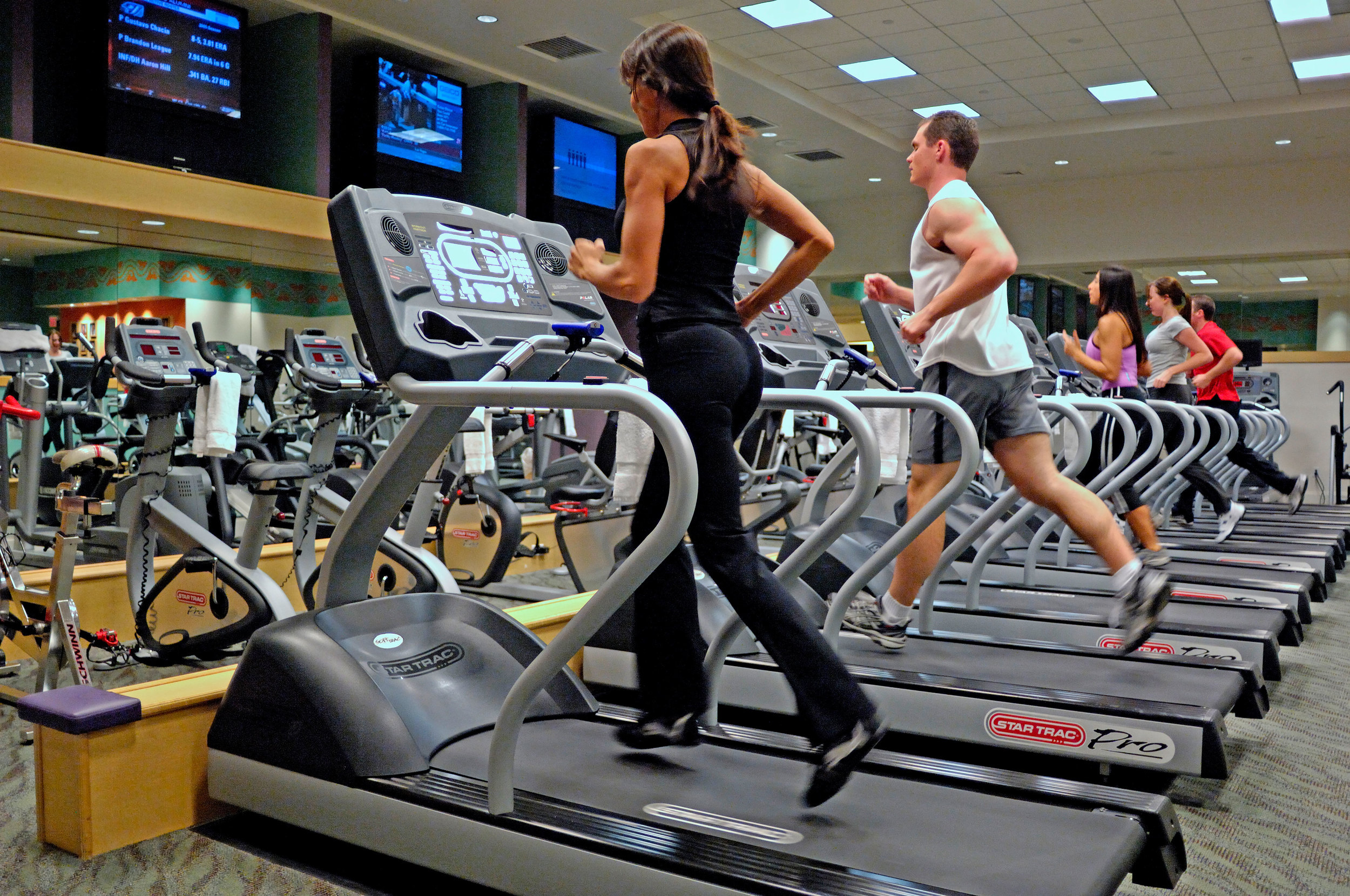 Canyon Ranch, Las Vegas Fitness