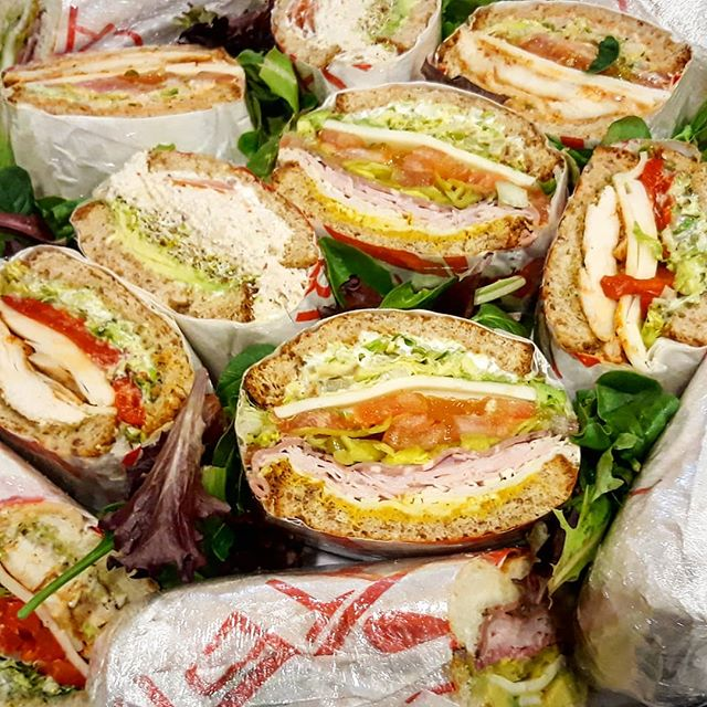 #signaturesandwichplatter #oceanclubapartments  #catering #open7days #uniquesandwiches #awesome #redondobeach #vegans #vegetarian #glutenfree #dieteryrestrictions @fitchskitchen #freedelivery #corporateevents