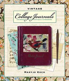 Vintage Collage Journals