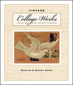 Vintage Collage-Works