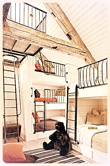 Ultimate bunkbeds
