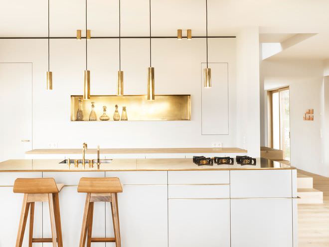 Clean, bold, glamorous and simple