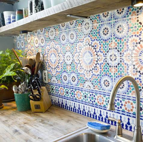 Moroccan tile, why are you so fabulous?