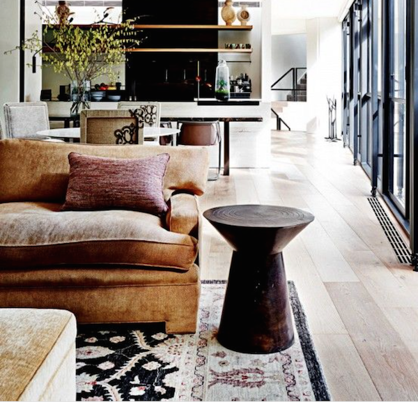 Think of the stylish naps you could take. Image Domaine Home