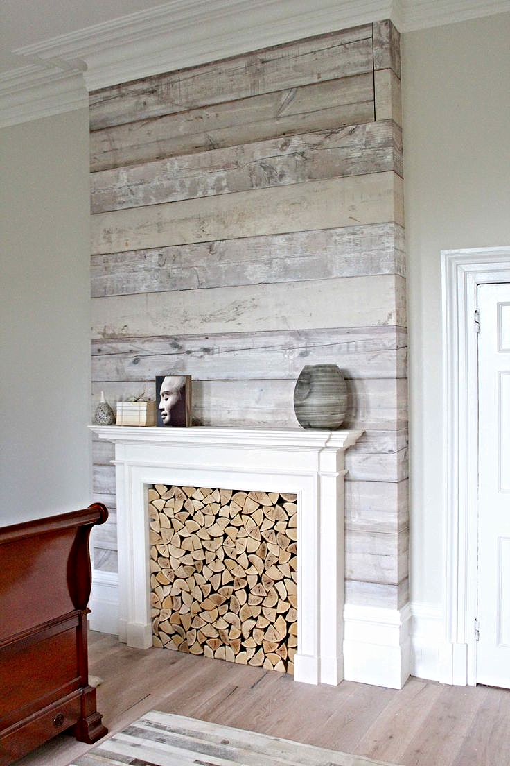 Talk about making the fireplace the focal point.