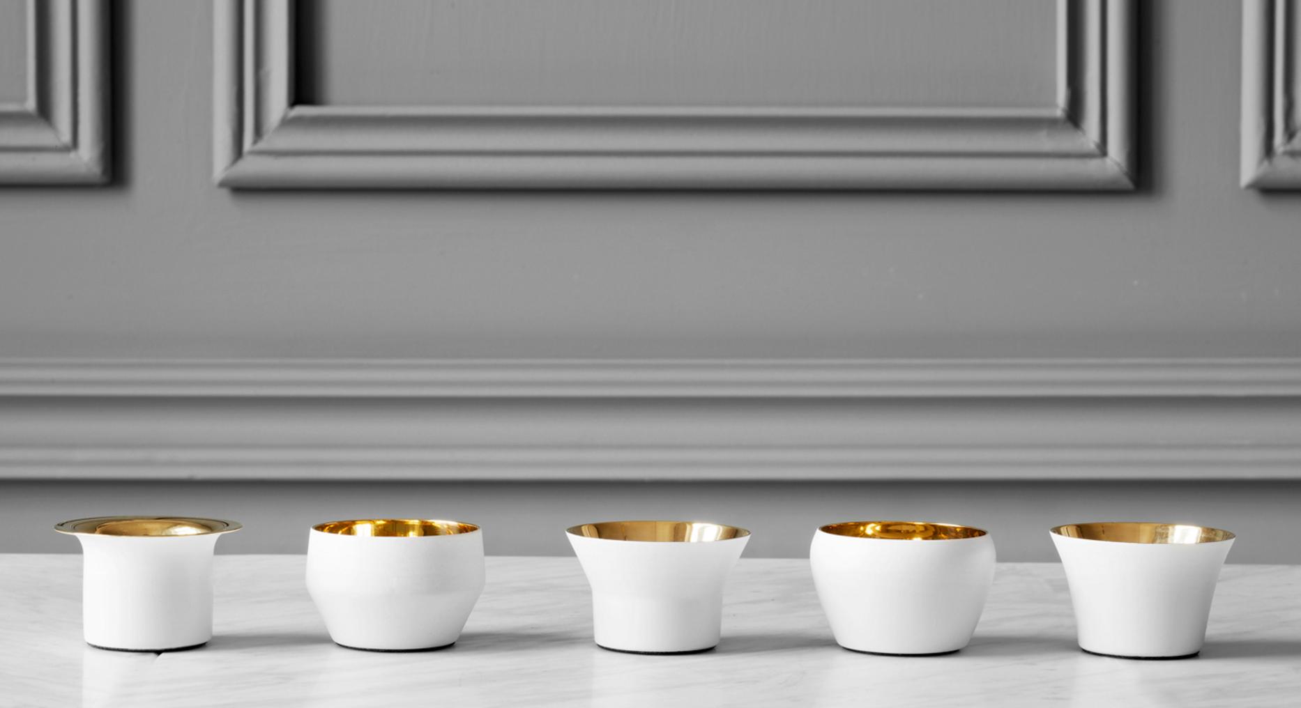 Kin Tea Light Set from Horne