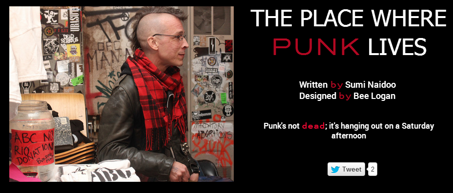 The Place Where Punk Lives