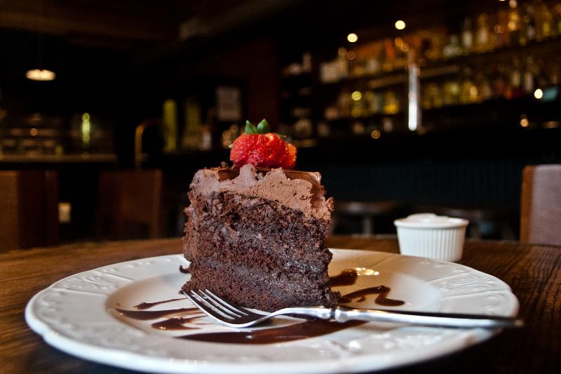 Big Bad Brooklyn Blackout Cake at Spirited