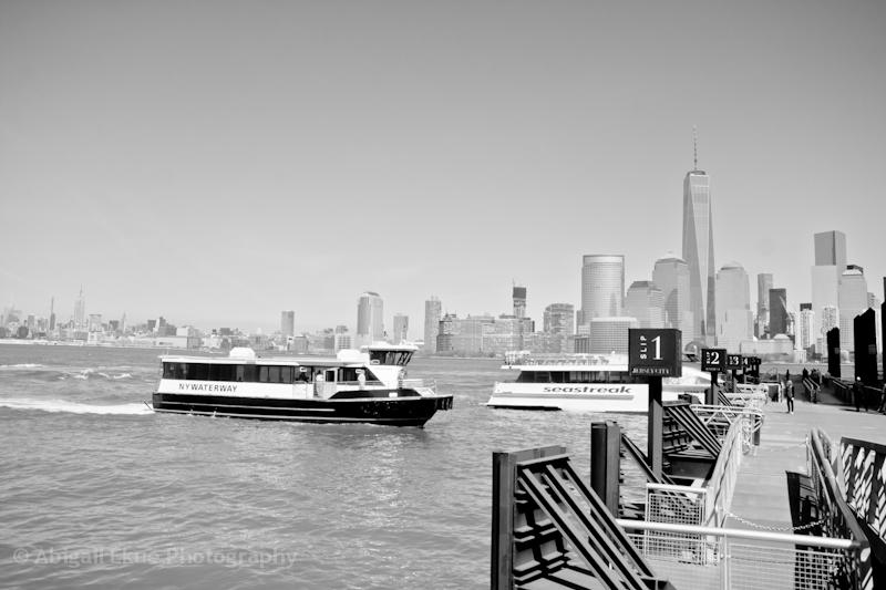 Seastreak ferry_AbigailEkuePhotography