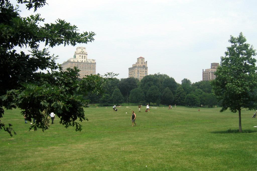 Prospect Park. Photo:  Wally Gobetz
