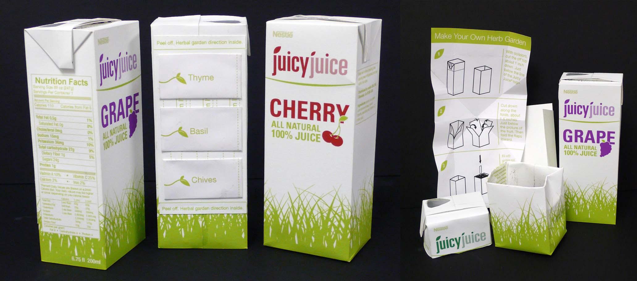 Juicy Juice redesign