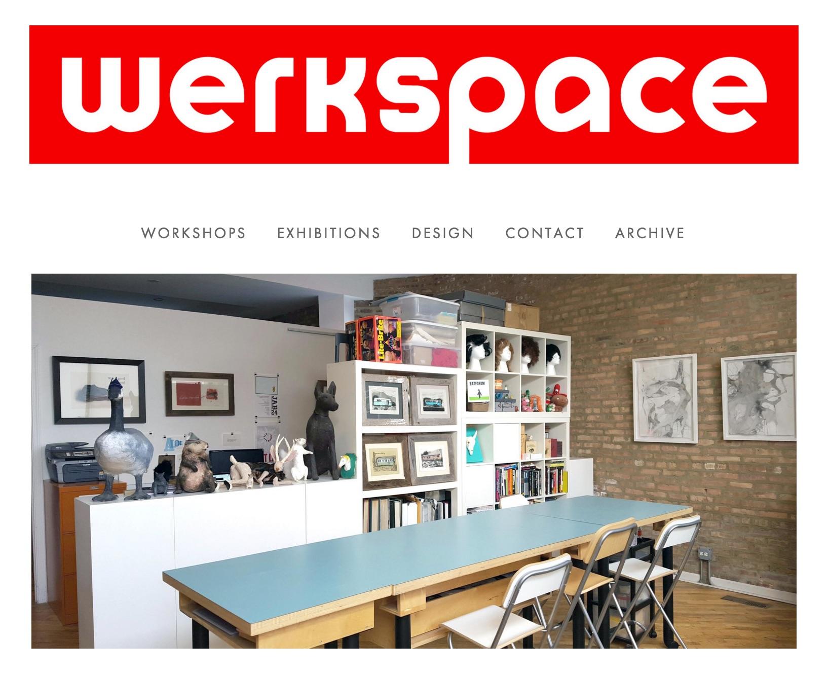 werkspace website