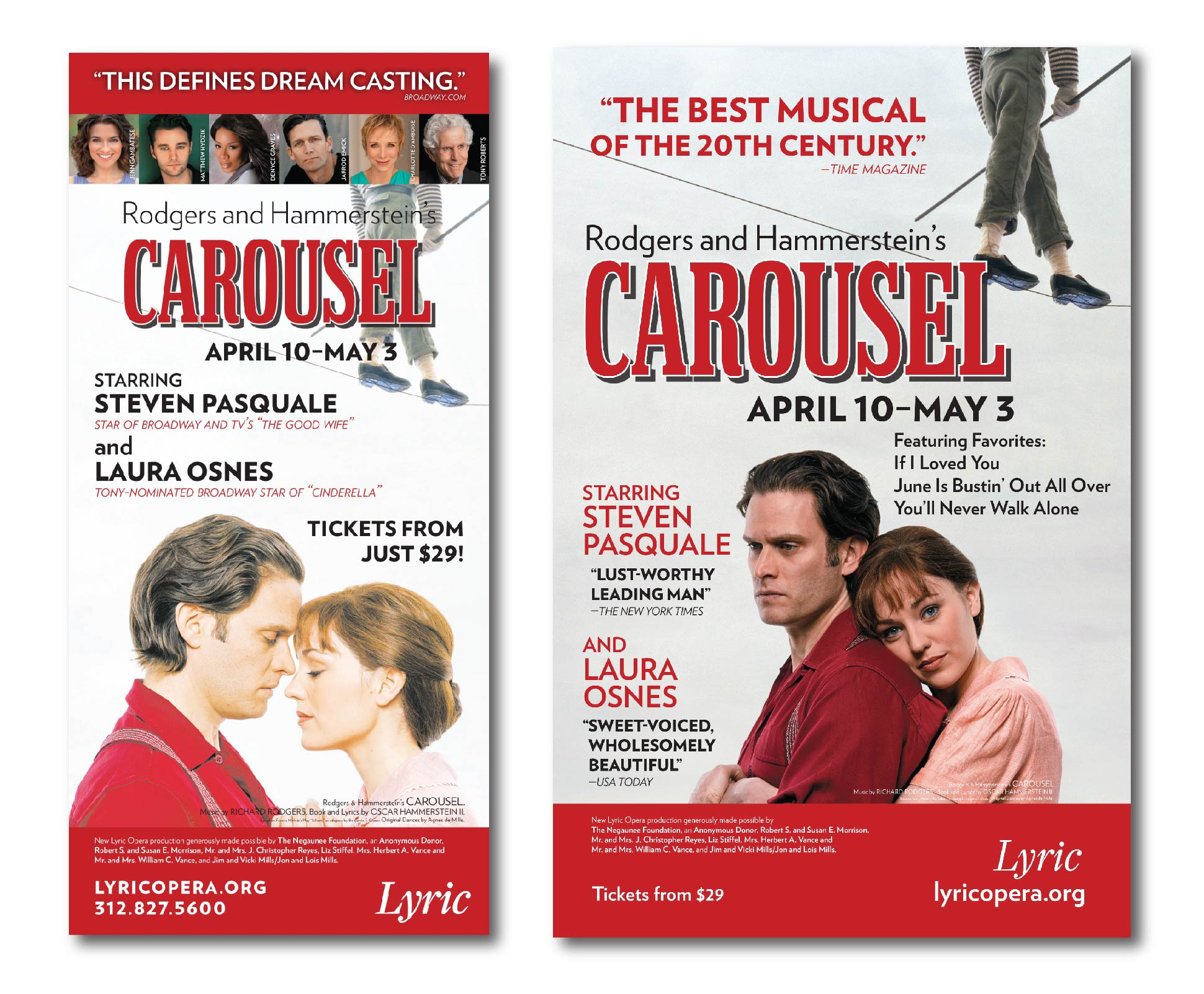 Carousel ads