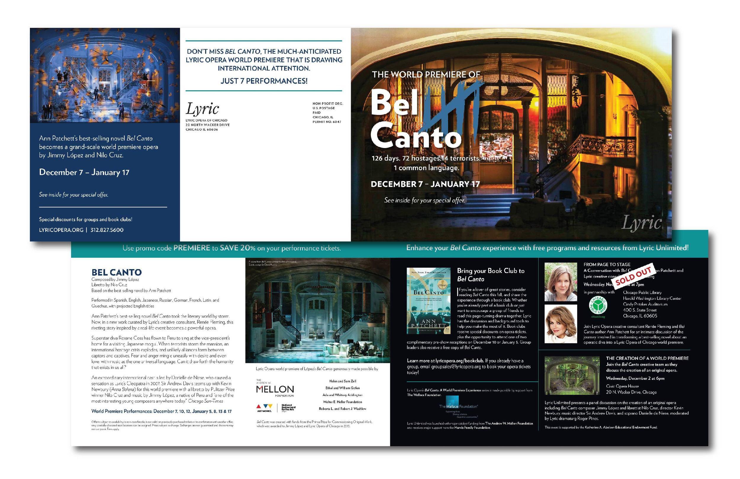 Bel Canto brochure